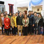 Juventud Legislativa Joaquín V. González inicia la planificación de tareas.