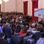 EL Frente Con Todos presentó a los precandidatos a diputados nacionales
