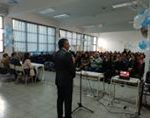 UDA -La Rioja acompañó el acto del Profesorado Provincial de Educación Artística