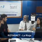 Jóvenes del ROTARACT Club La Rioja