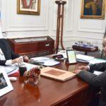 El gabinete provincial se reunirá en febrero en el departamento Facundo Quiroga