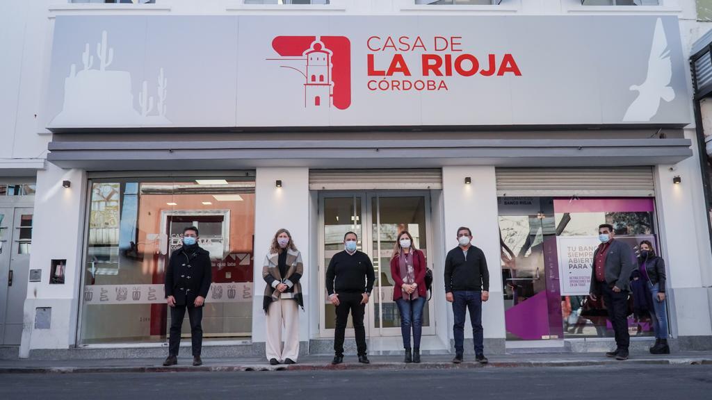 Casa de La Rioja en Córdoba
